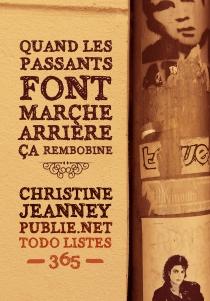 Todo Liste 2 - Christine Jeanney